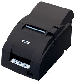 Epson TM-U220A Serial Printer; black (TM220ASNG)