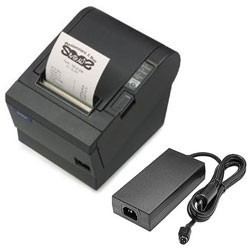 TM-T88III with Epson Power Supply