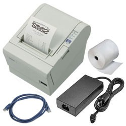 Epson TM-T88III IDN Printer Kit (TM883IWKT)