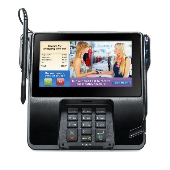 paypal credit card processing machine