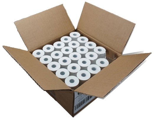 79 mm 3 1/8  wide Thermal Paper; 24 rolls