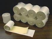 """3 1/4"""" wide 2-ply paper, 1 roll"""