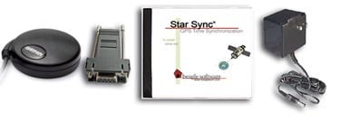 Star Sync Std Duty Receiver and Software