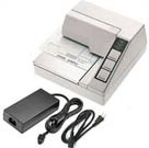 Parallel printer with power supply