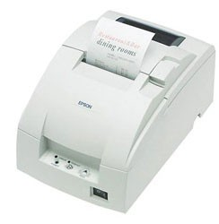 Epson TM-U220B Serial Printer; white (TM220BSW)