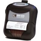Zebra RW420 Portable Printer; bluetooth  (RW420BN)