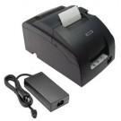 Epson TM-U220D Parallel Printer w/ P/S; black (TM220DPGPS)