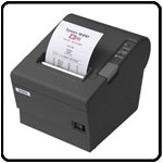 Epson TMT88IV Black Open Box - On Sale Now
