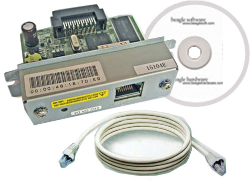 how to make usb printer compatible with ethernet