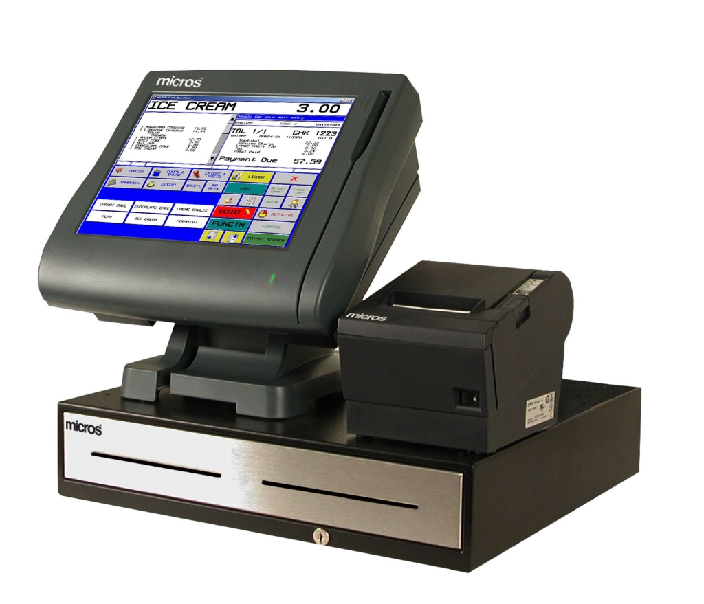 Epson TM-T88IV POS Thermal Receipt Printer M129H PS-180 Network Interface IP PS