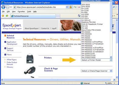 Descargar Driver Epson Tm-U675 Download