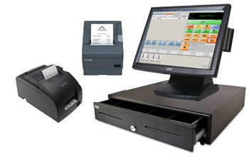 How To Connect A Epson Printer And Cash Drawer To Unicenta Pos