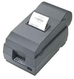 Epson TM-U200A Serial Printer; black (TM200ASG)
