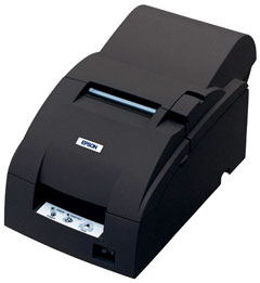 Epson TM-U220A Ethernet Printer; black (TM220AENG)