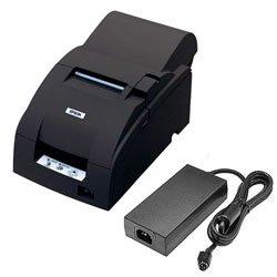 Epson TM-U220A Serial Printer Kit; black (TM220ASGKT)