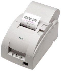 Epson TM-U220A Printer; no interface; open box; white (TM220AWOB)