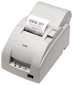 Epson TM-U220A Serial Printer; white (TM220ASNW)
