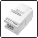 Epson TM-U375 Printer; trade-in return label (TRADE375)