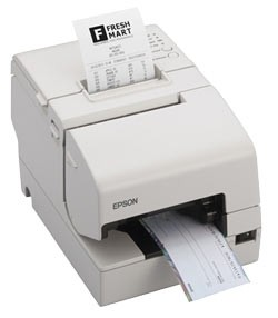 Epson TM-U6000III/IV Printer; trade-in return label (TRADE6000)