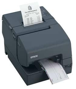 Epson TM-H6000IV Black Serial Printer w/ MICR (TM60004MSG)