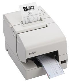 Epson TM-H6000IV White Serial Printer w/ MICR (TM60004MSW)