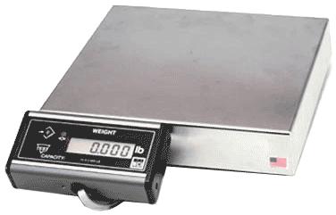 Weigh-Tronix 6710 Platform Scale Kit, 30lb (WT6710KT)