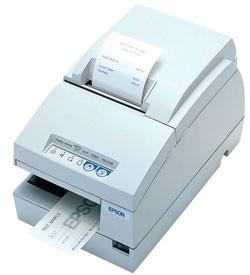 Epson TM-U675 Serial Printer with MICR (TM675BMSNW)