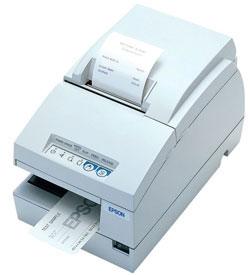 Epson TM-U675 USB Printer with MICR (TM675BMUNW)