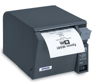Epson TM-T70II Bluetooth Printer (TM70BG)