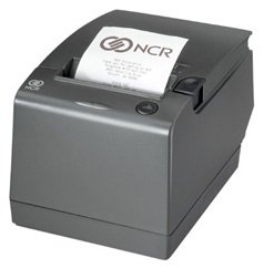 NCR 7198 2-sided thermal printer