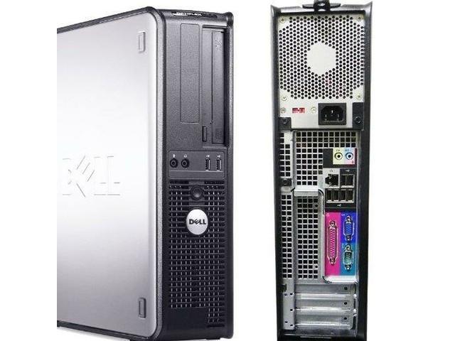 Dell Optiplex 755 Desktop Computer (CMPUDL755D)