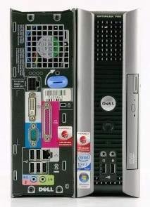 Dell Optiplex 755 Sub-Compact Computer; base (CMPUDL755SBB)