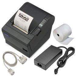 Epson TM-T88III Serial Printer Kit; black (TM883SGKT)