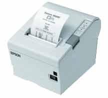 Epson TM-T88V Serial Printer; white (TM885SW)
