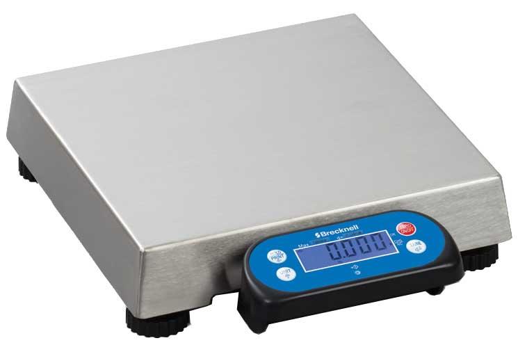 Brecknell 6710U Platform Scale Kit, 30lb (BN6710UN)