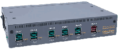 Cyberdata 6-Port Powered USB Hub (PPHUB6)