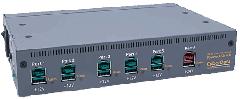 Cyberdata 6-Port Powered USB Hub (PPHUB6N)