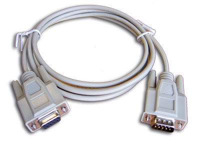 Serial Printer Cable, DB9 M/F (TM9M9F6)