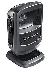 Motorola DS9208 scanner; USB interface; black (MOT9208UNG)
