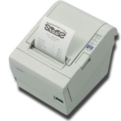 Epson TM-T88III Serial Printer; new (TM883SNW)