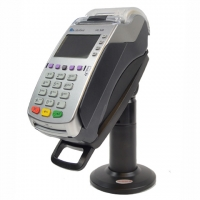 FlexiPole Complete FirstBase Stand for VeriFone VX520 Terminals (FLX1STVX520)
