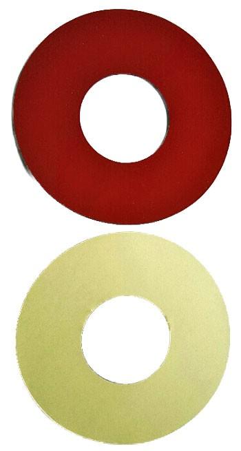FlexiPole Adhesive Donut;1 (FLXDONUT)