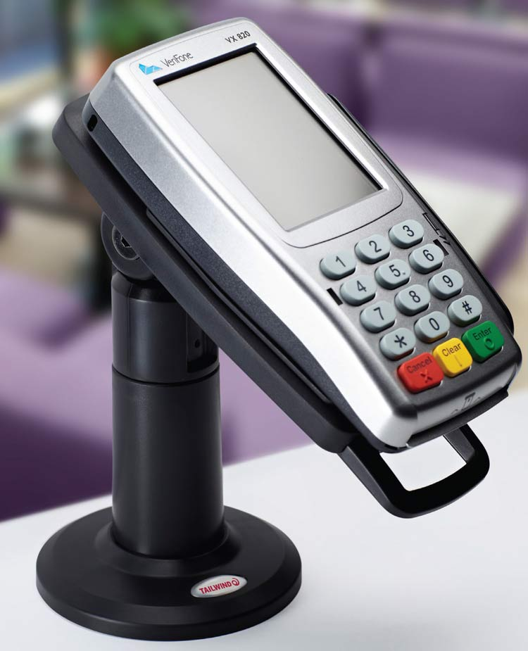 FlexiPole FirstBase Complete (with VeriFone VX820)
