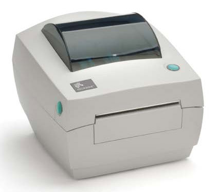 Zebra GC420d Thermal Printer, USB/serial/parallel (ZGC420USP)