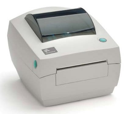 Zebra GC420d Thermal Printer; USB/serial/parallel; peeler (ZGC420LUSPN)