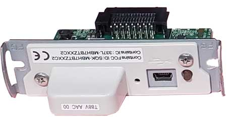 Epson Connect-It  Bluetooth Interface for TM-T88V (IFCB03885)