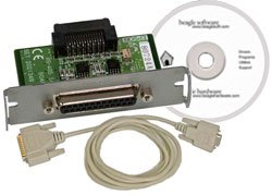 UB-S01 serial kit: card, cable and drivers