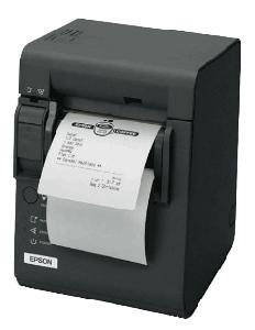 Epson TM-L90 Plus Serial Label Printer with Peeler (TM90LPSNG)