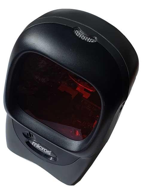 Micros LS9208 scanner, Serial interface, black (MLS9208SG)
