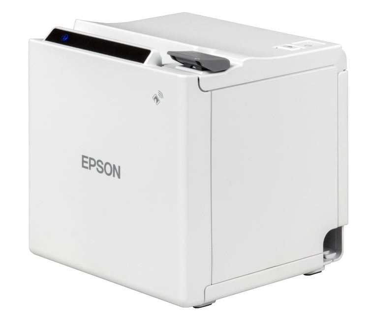 Epson m10 Ethernet & USB POS Printer; white (M10ENW)